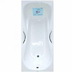 Чугунная ванна Aqualux 170 на 80
