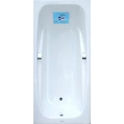 Чугунная ванна Aqualux 180 на 85