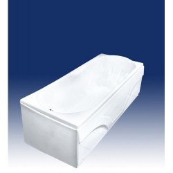 Акриловая ванна Bach Лаура 160 на 70