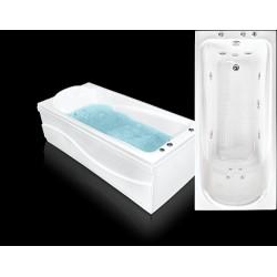 Акриловая ванна Bach Виктория 180 на 80