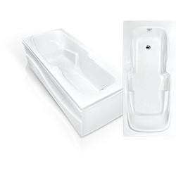 Акриловая ванна Bach Эллина 170 на 73