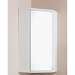 Шкаф угловой подвесной зеркальный МОДЕРН 34.15У