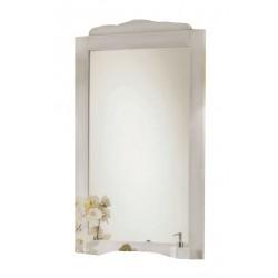 Зеркало Cezares Lorenzo bianco patinato