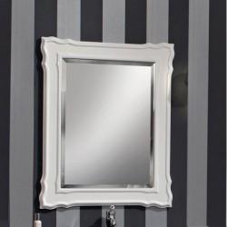 Зеркало Cezares Firenze bianco laccato