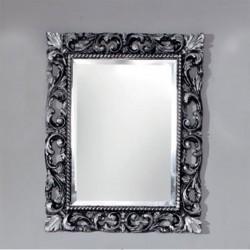 Зеркало Cezares 620/A nero/argento