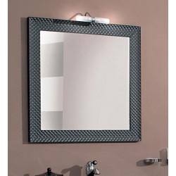 Зеркало Cezares Preziosa nero