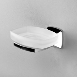 Мыльница стеклянная WasserKRAFT Wern K-2529