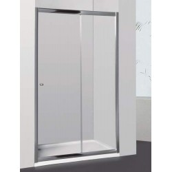 Раздвижная  дверь двустворчатая RGW CL-12
