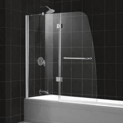 Шторка на ванну RGW SC-13 100х150