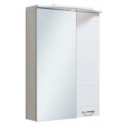Шкаф Зеркальный Навесной Руно Кипарис 50