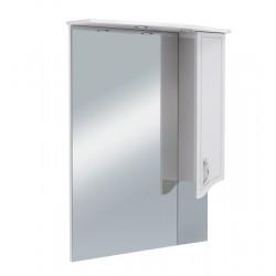 Шкаф Зеркальный Навесной Руно Севилья 85