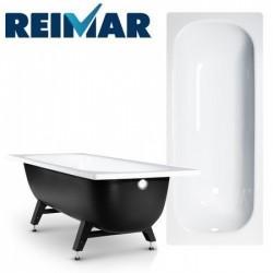 Стальная ванна Reimar 140*70