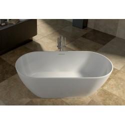Ванны из литьевого мрамора Alpen Palermo 150 на 75