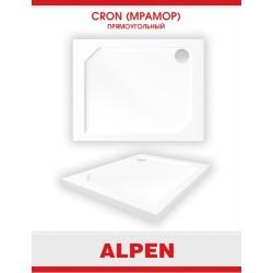 Душевой поддон из литого мрамора Alpen Cron