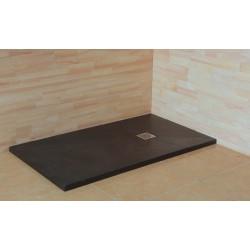 Душевой поддон прямоугольный RGW Stone Tray серый