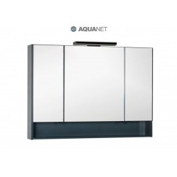 Зеркало-шкаф Aquanet Виго 120