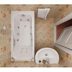 Акриловая ванна КЭТ