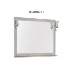 Зеркало Aquanet Тесса 105 жасмин/серебро