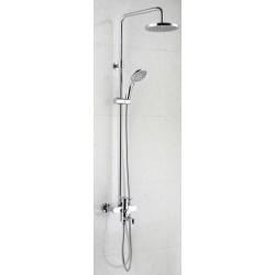 Смеситель для ванны Ganzer GZ25066