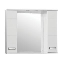 Зеркальный шкаф Style Line Ирис 100 C