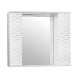 Зеркальный шкаф Style Line Папирус 90 C