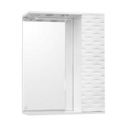 Зеркальный шкаф Style Line Папирус Люкс 70 C