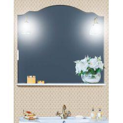 Зеркало для ванной Анна 100 белая