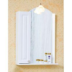 Зеркало для ванной Анна 60 белая