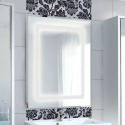 Зеркало Акватон Римини 100 вертикальная установка