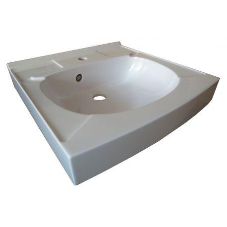 Раковина TehnoLit Kompakt UPP50 (для размещения над стиральной машиной)
