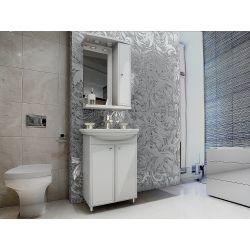 Зеркало Монако 58 Классика белое