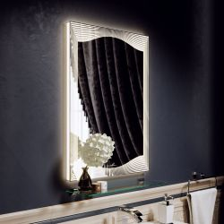 Зеркало с подсветкой Alavann Monaco