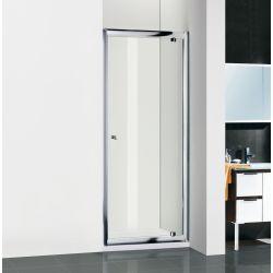 Распашная душевая дверь RGW PA-05 прозрачное хром