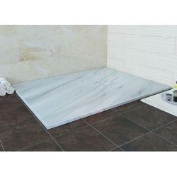 Душевой поддон прямоугольный RGW Stone Tray мрамор